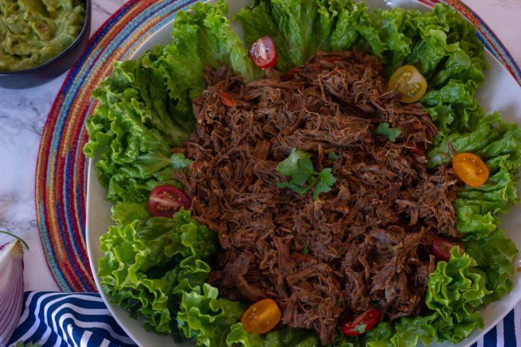 Keto Mexican Shredded Beef